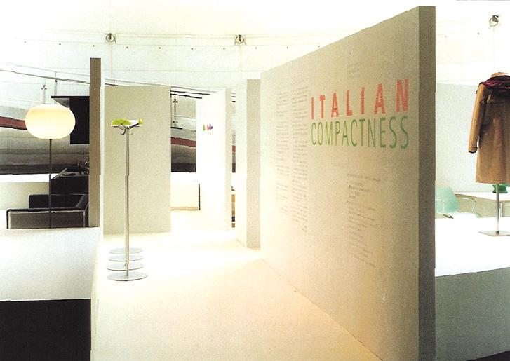 ITALIAN COMPACTNESS