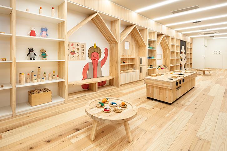 TAKAHATA CHILDREN'S PLAYPARK -MOKKURU-