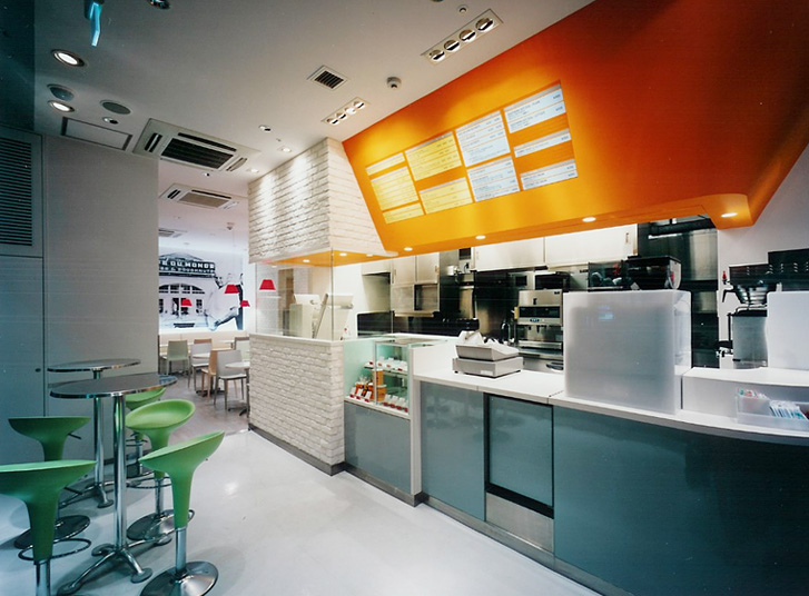 CAFE DU MONDE AKASAKA ST.