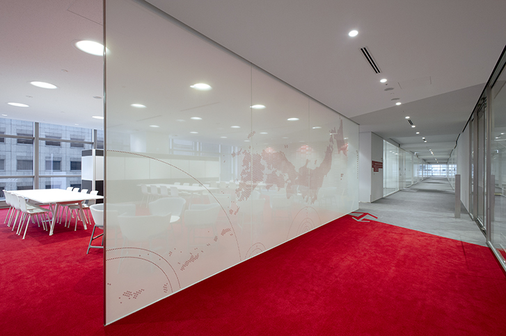 JAPAN POST HOLDINGS|MEETING ROOM