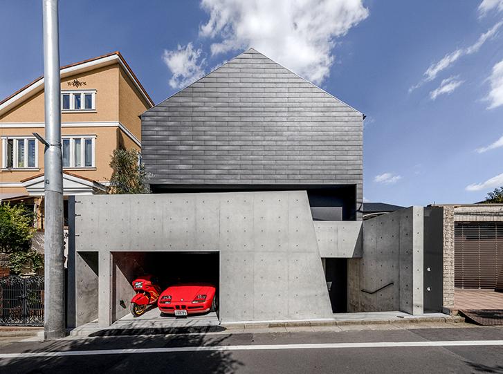 TERADA HOUSE
