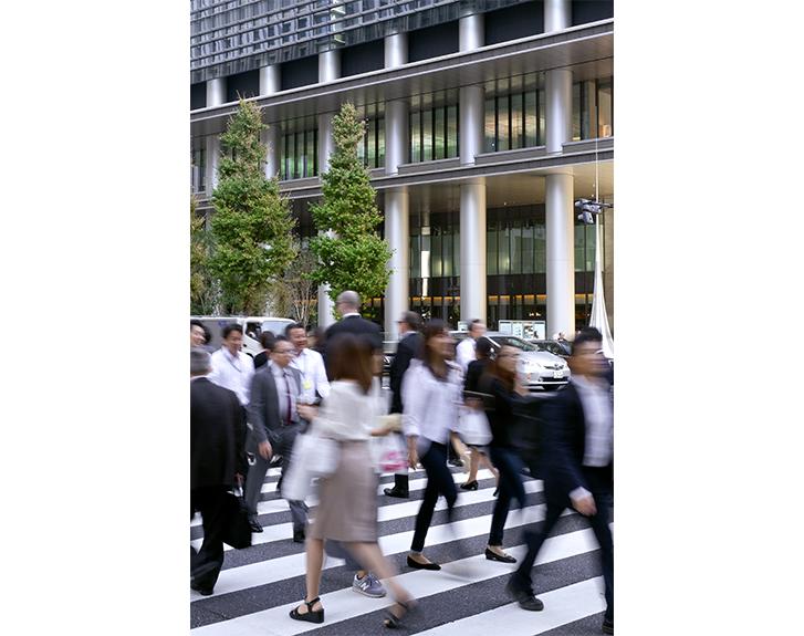 JAPAN POST HOLDINGS|RECEPTION ROOM