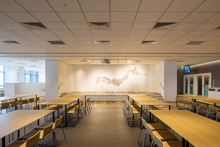JAPAN POST HOLDINGS|CAFETERIA